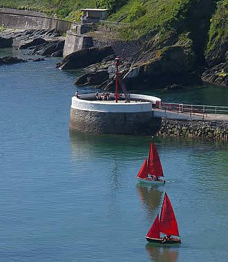 There is much to see and do in the Looe area including spending day at the beach and walking the coast paths
